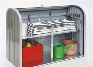 Auflagenbox Selber Bauen : zwischenboden biohort f r gartenbox auflagenbox storemax 190 bei ~ Markanthonyermac.com Haus und Dekorationen