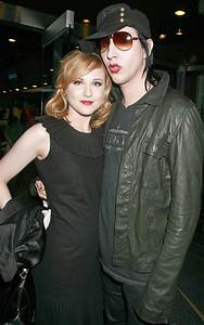 Cele|bitchy | Evan Rachel Wood dumps Marilyn Manson