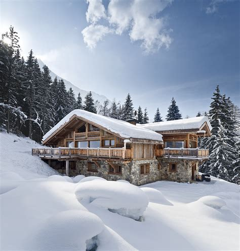 chalet creek chamonix