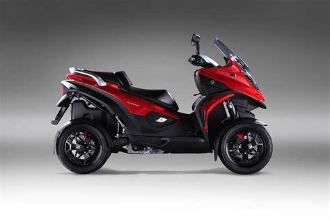 motorroller mit 3 rädern quadro4 roller auf vier r 228 dern n24 artikel roller motorroller quads scooter atv kymco