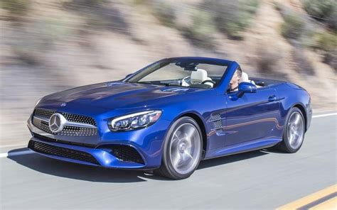 2016 Mercedes Sl Review