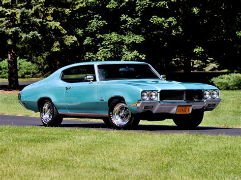 1970 Buick Gs 455 Stage 1 by Buick Gs 455 Stage 1 44637 1970