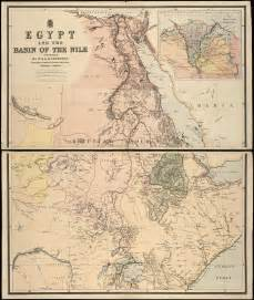 Egypt Nile River Map