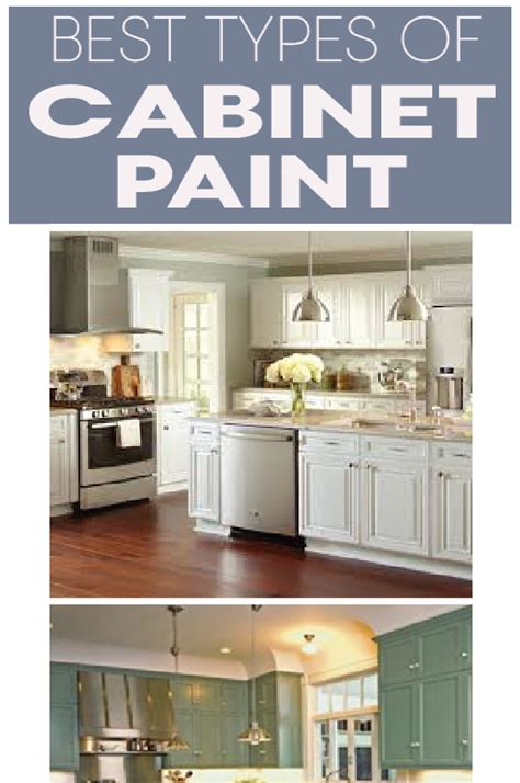 best paint type for kitchen cabinets types of paint best for painting kitchen cabinets 9187