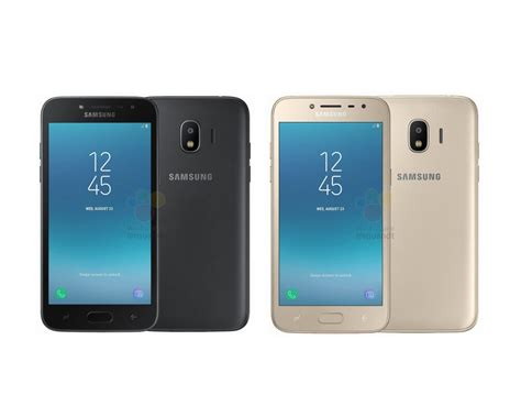 Samsung Galaxy J2 (2018) Se Filtra En Renders Completos Y Características