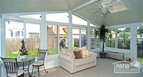 How Much Does An All Season Room Cost by Vinyl Sunroom Addition Pictures Ideas Designs Patio