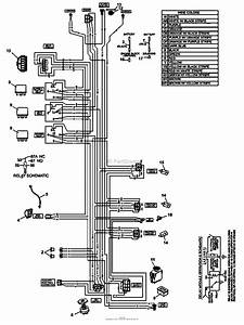 Bunton  Bobcat  Ryan 942233e Zt 225 25hp Kaw W  61 Side Discharge Parts Diagram For Kawasaki Wire