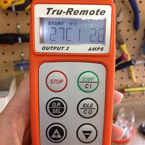 Tru Remote- Wireless Welding Remote