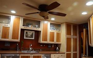 Recessed lighting for kitchen remodel total