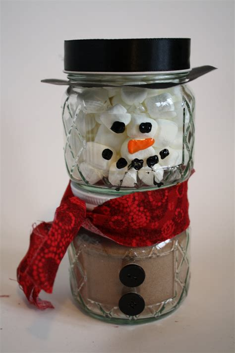snowman gift random thoughts of a girl who love smoothies