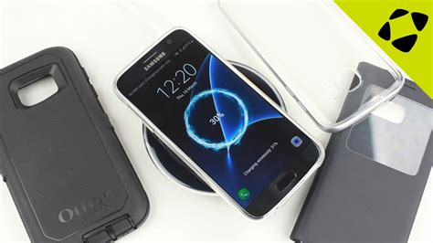 samsung s7 wireless charging which samsung galaxy s7 cases work with wireless charging