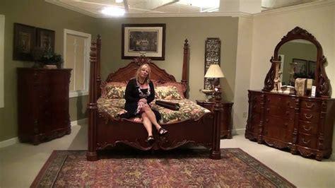 edwardian bedroom collection  pulaski furniture youtube