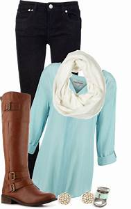 35 Chic u0026 Comfortable Winter Outfit Ideas for 2018 - Pretty Designs