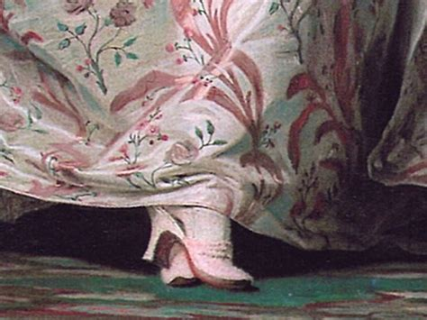 maurice quentin delatour la marquise de pompadour high heels for empresses and nana the dreamstress