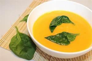Rezepte Mit Babyspinat : basische butternutk rbis suppe mit babyspinat rezepte ~ Lizthompson.info Haus und Dekorationen