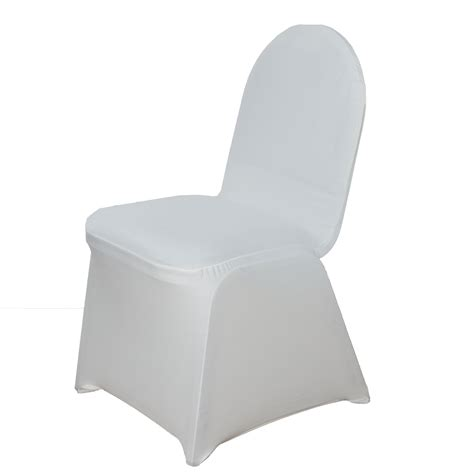 100 pcs SPANDEX Stretchable High Quality CHAIR COVERS