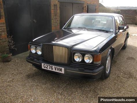 bentley turbo r for sale used 1990 bentley turbo r for sale in kent pistonheads
