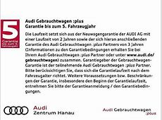 Audi A6 Avant Mondscheinblau Metallic Gebraucht