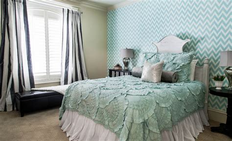 10 beautiful white and blue curtains for bedroom trends