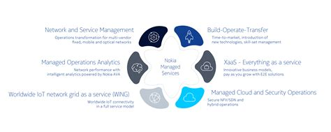 managed services nokia networks