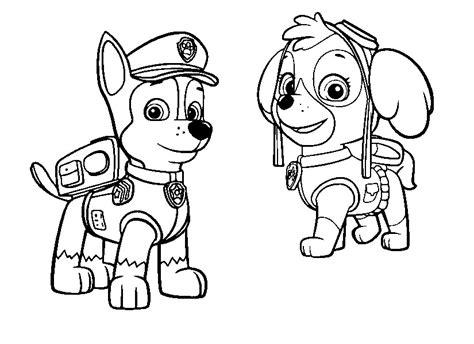 patrulha canina desenhos para pintar colorir imprimir espa 199 o educar desenhos pintar colorir