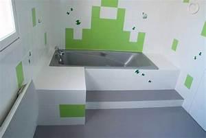 Moderniser Une Salle De Bain : un coup de neuf ma salle de bain resinence ~ Zukunftsfamilie.com Idées de Décoration