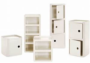 kartell modular storage drawer milia shop With table de chevet kartell