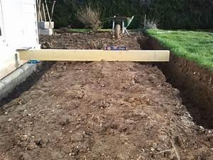 nivremcom plots fondation terrasse bois diverses With fondation pour terrasse en bois
