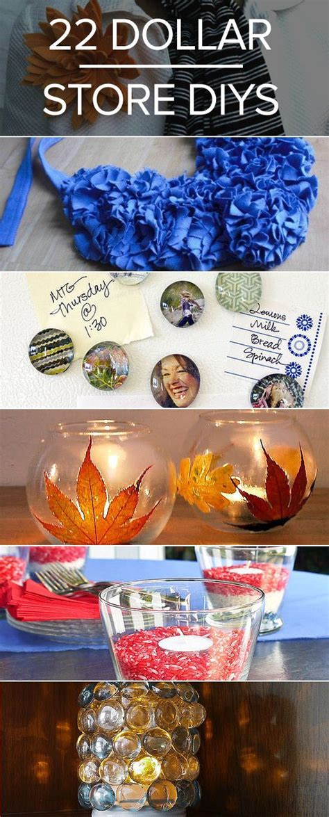 36 dollar store diy projects to try out crafts diy