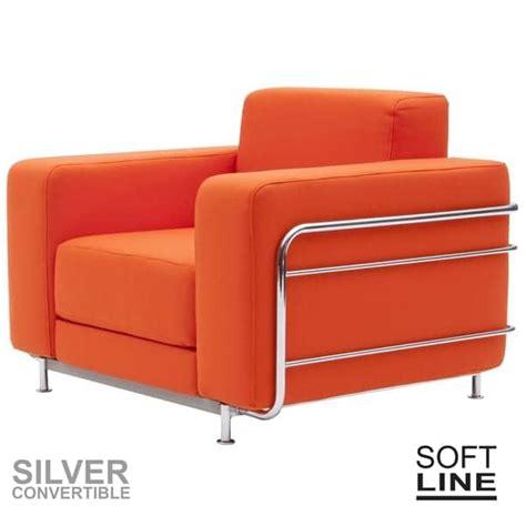 fauteuil lit ikea silver fauteuil convertible en lit 1 place softline
