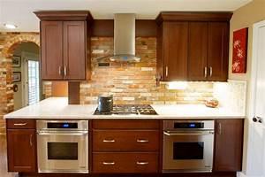dia de accion de gracias o por que las cocinas de eeuu With kitchen colors with white cabinets with stove top replacement stickers