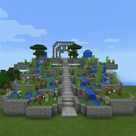 pin  taylor fournier  minecraft minecraft garden