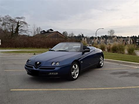 Alfa Romeo Spiders For Sale by 1996 Alfa Romeo Spider 916 For Sale