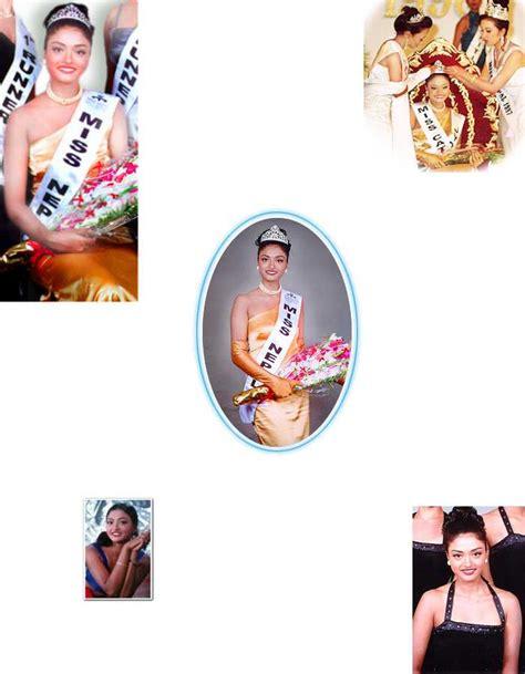 Miss NEPAL 1998