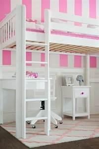 Hauteur Lit Mezzanine : lit en hauteur avec bureau int gr les atouts ~ Premium-room.com Idées de Décoration