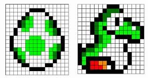 Items similar to Instant Download - Super Mario Baby Yoshi ...