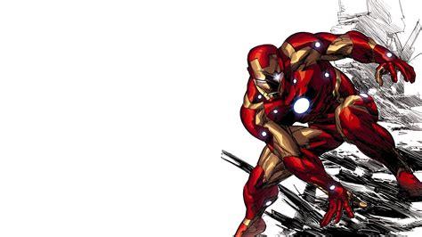 Iron Man Comic Cartoon Wallpaper Hd Pixelstalknet