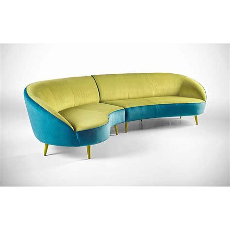 canapé retro design canape tissu vintage maison design wiblia com