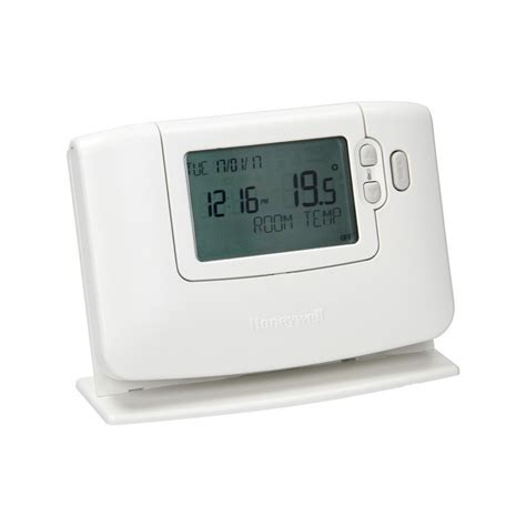 thermostat d ambiance programmable chronotherm cmt927 0 224 35 176 c 10 3 a sans fil honeywell
