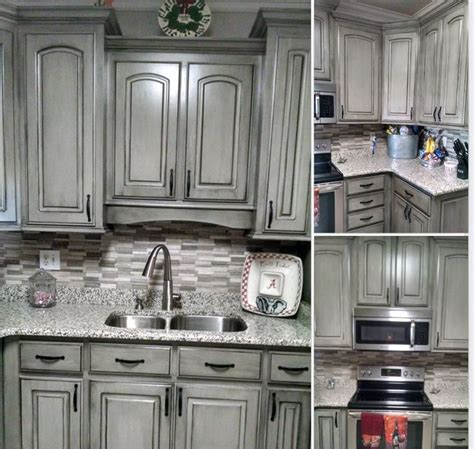grey  black wax  images kitchen cabinets