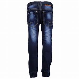 Boys Ripped Denim Jeans Kids Pants Trousers Bottoms ...