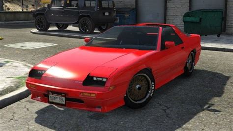 Red Imponte Ruiner Gta 5 Front View