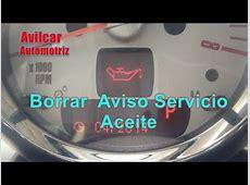 Reiniciar Servicio Cambio De Aceite Frenos Mini Cooper S