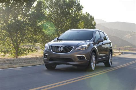 Buick Envision Review by 2016 Buick Envision Review Autoevolution