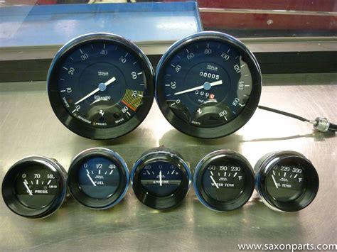 veglia gauges ferrari  gtb daytona saxonparts