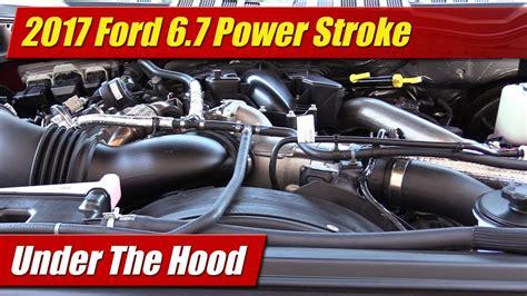 hood   series  power stroke diesel