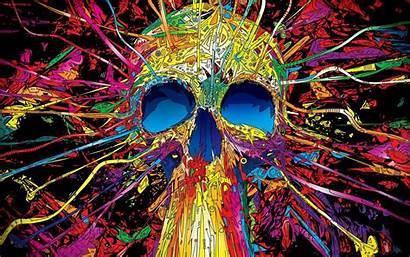Psychedelic Neon Fantasy Dream Artwork Wallpapers Teaser