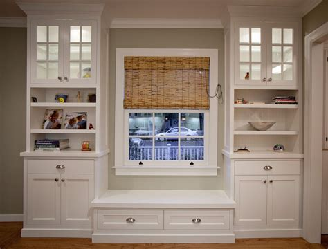 pin  built  bookcases  cabinets