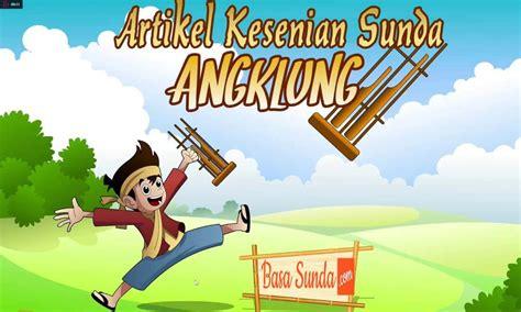 Savesave contoh artikel bahasa sunda for later. Contoh Artikel Bahasa Sunda Tentang Kesenian Angklung : 21 Kesenian Jawa Barat Seni Musik Suara ...