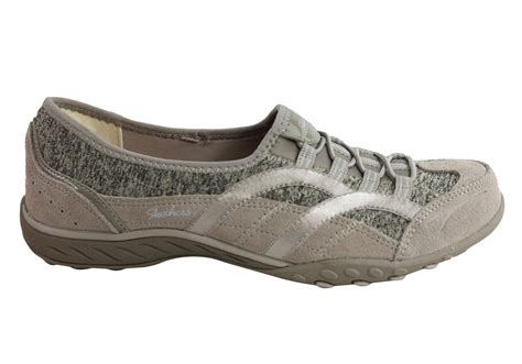 Skechers Breathe Easy Mantra Womens Memory Foam Shoes